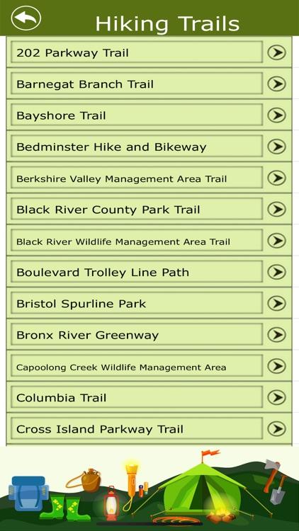 Nova Scotia Camping & Trails screenshot-3