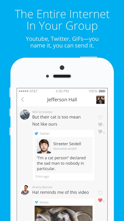 GroupMe screenshot-3