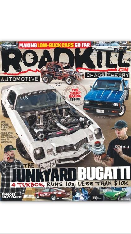 Roadkill Magazine