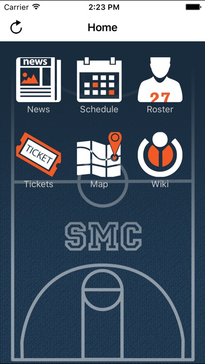Basketball-Saint Mary's Gaels screenshot-0