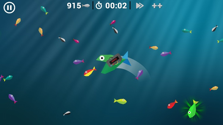 Fishybomb screenshot-1