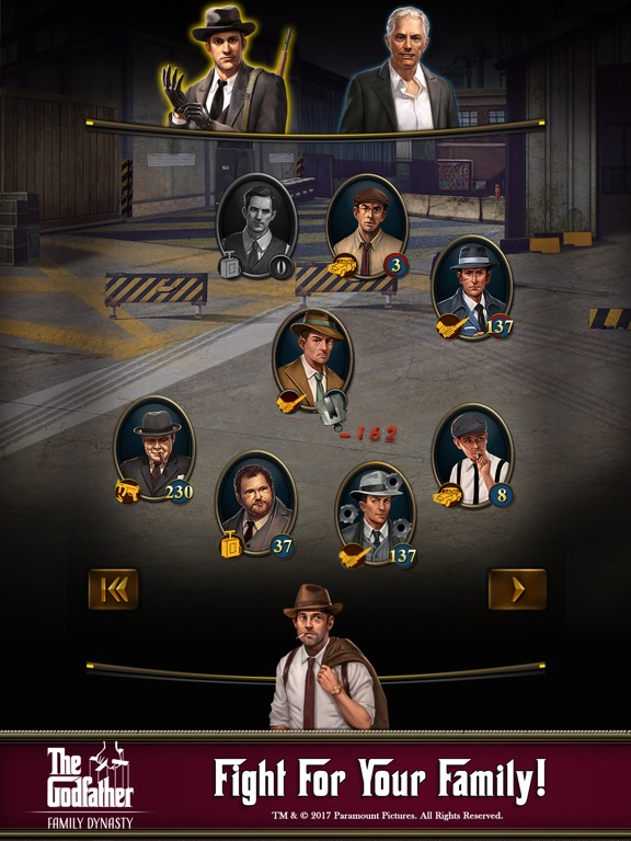 Игра The Godfather Game