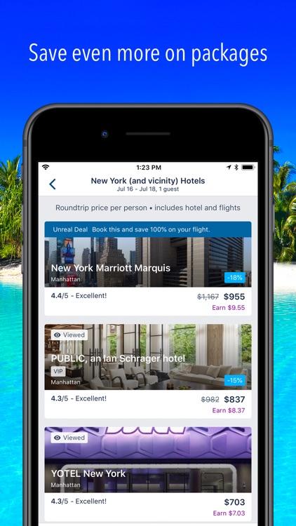 Orbitz Flight, Hotel, Packages screenshot-3