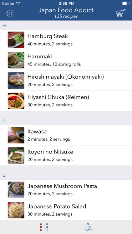 Japan Food Addict screenshot-0