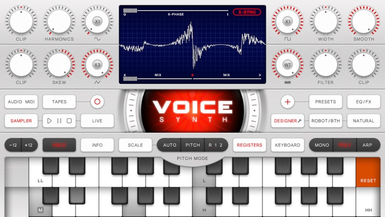 Voice Synth screenshot-3