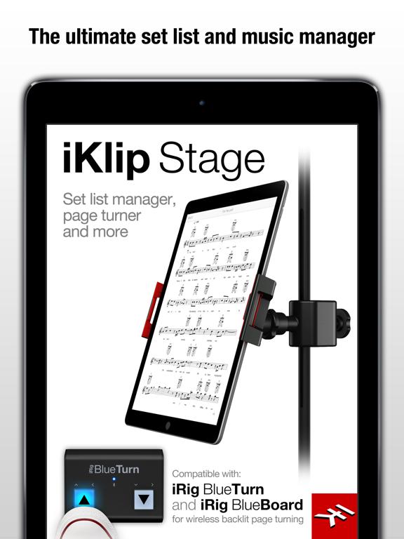 Screenshot #4 pour iKlip Stage
