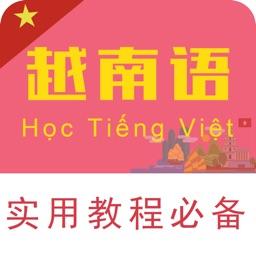 越南语速成-越南语翻译口语入门至精通
