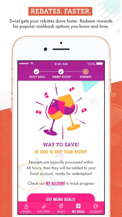 Swizl :: Discover, Sip, Save screenshot-3