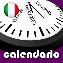 Calendario Italia 2019