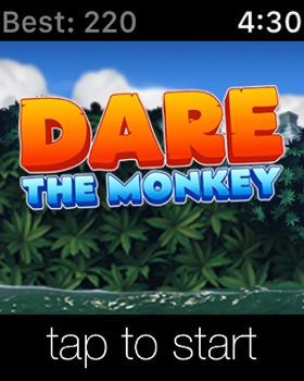 Dare the Monkey: Go Bananas! screenshot 9