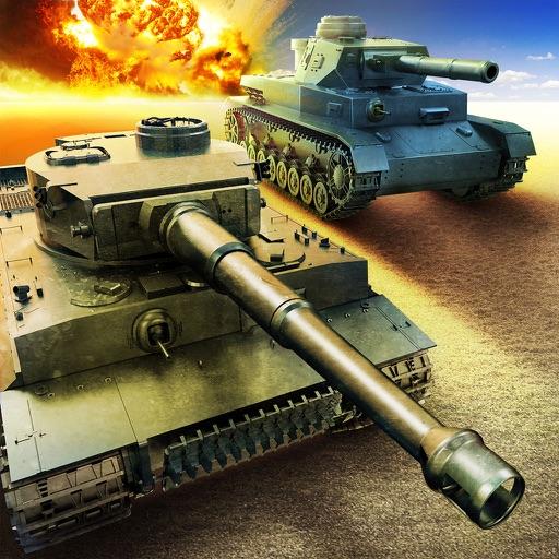 War Machines: 3D Tank Shooter