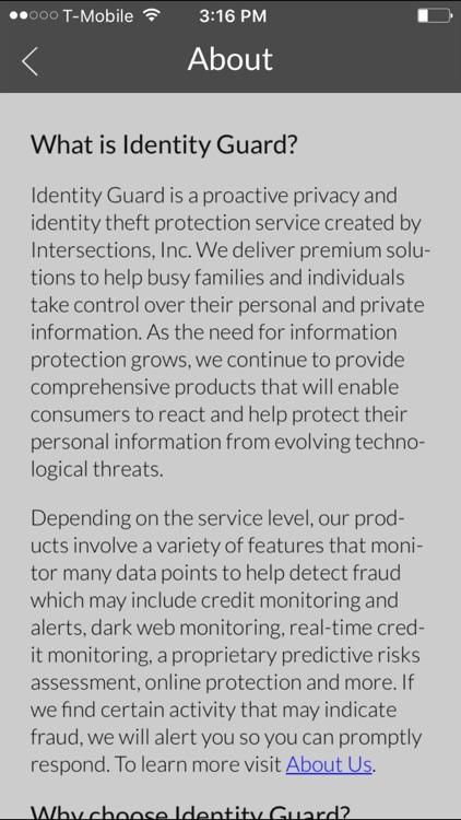 Identity Guard screenshot-3