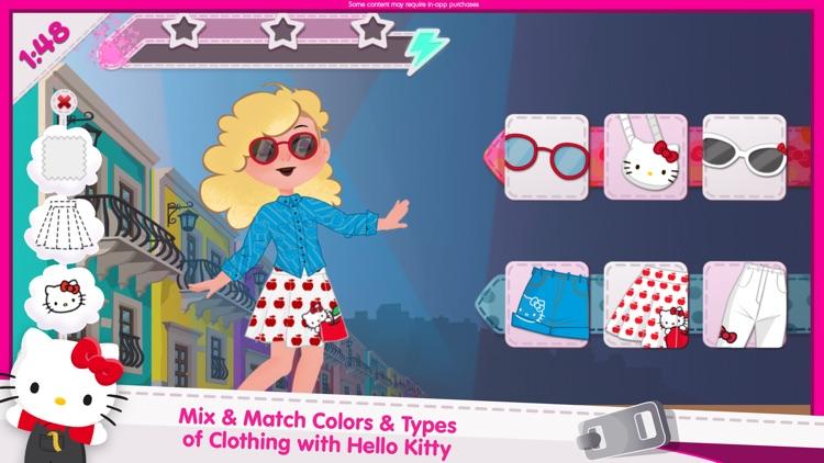 Hello Kitty Fashion Frenzy