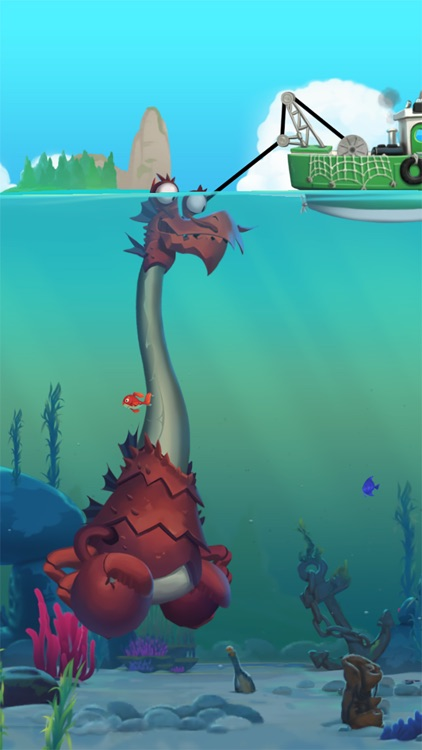 Monster Fishing Legends screenshot-3