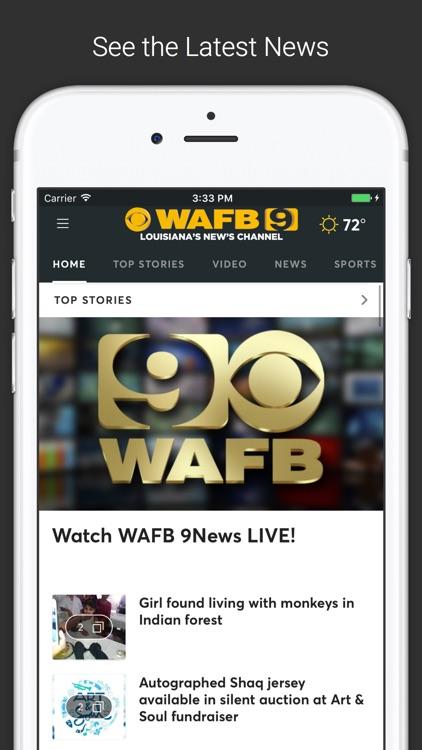 WAFB Local News