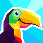 Poly Artbook - puzzle game icon