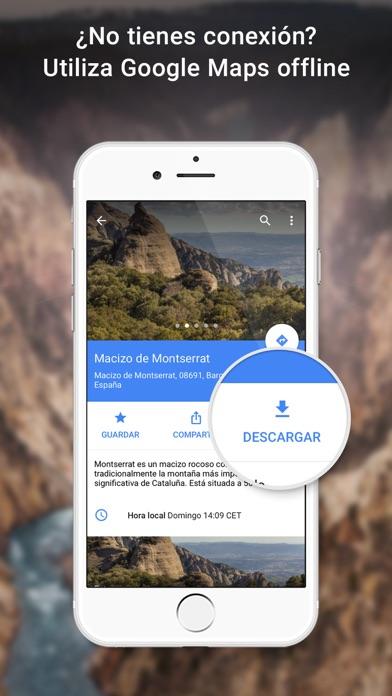 download Google Maps - GPS Navegación apps 3