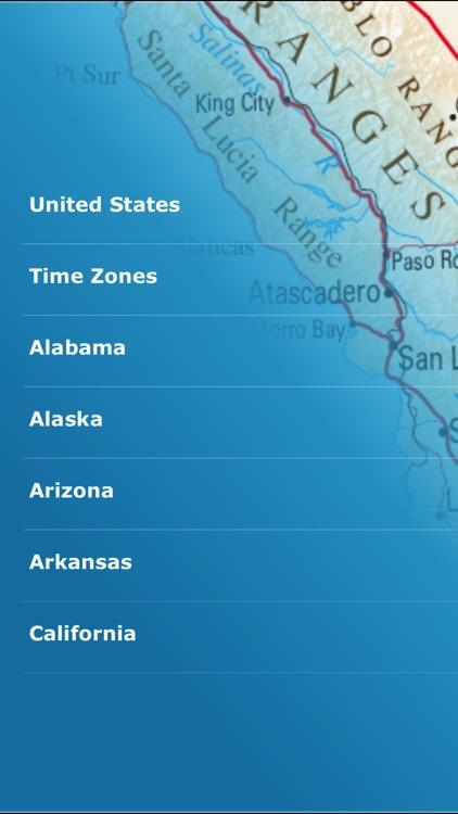 USA Maps Pro