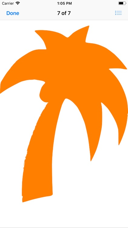 Palm Tree Stickers screenshot-7