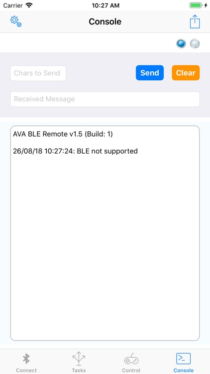 AVA BLE Remote screenshot-3