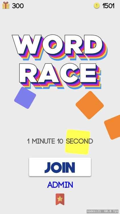 Word Race - Challenge