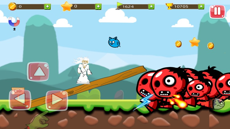 God Vs Zombie screenshot-4