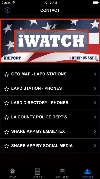 iWATCH LA screenshot-3