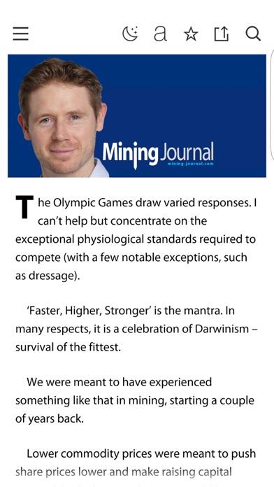 download Mining Journal indir ücretsiz - windows 8 , 7 veya 10 and Mac Download now