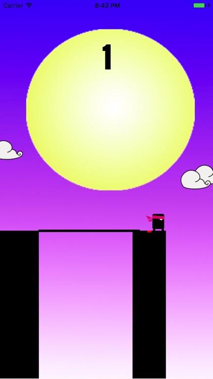 Stick Samurai - the jumper