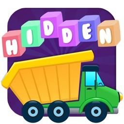 Lovely Hidden Game - Vehicles