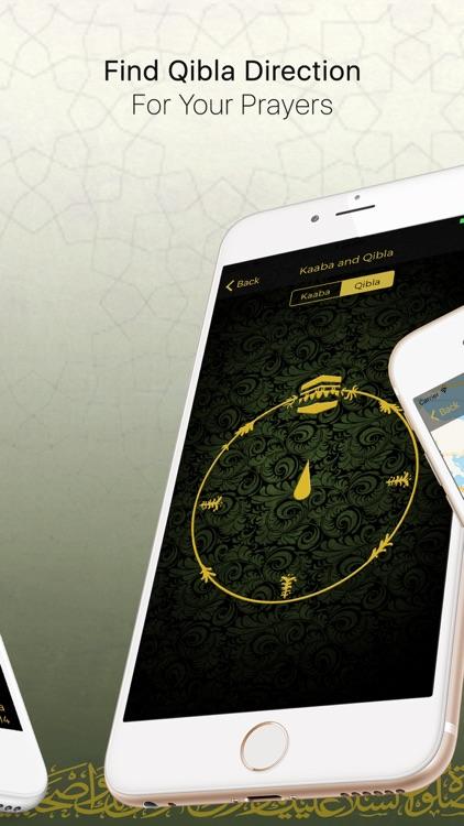 Prayer Times - Qibla & Athan