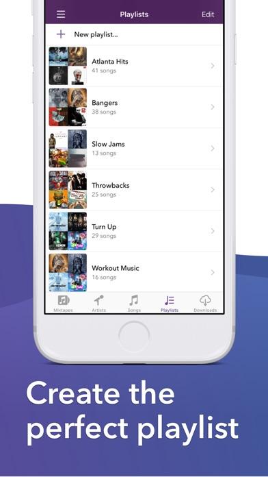 Spinrilla - Mixtapes & Music app image