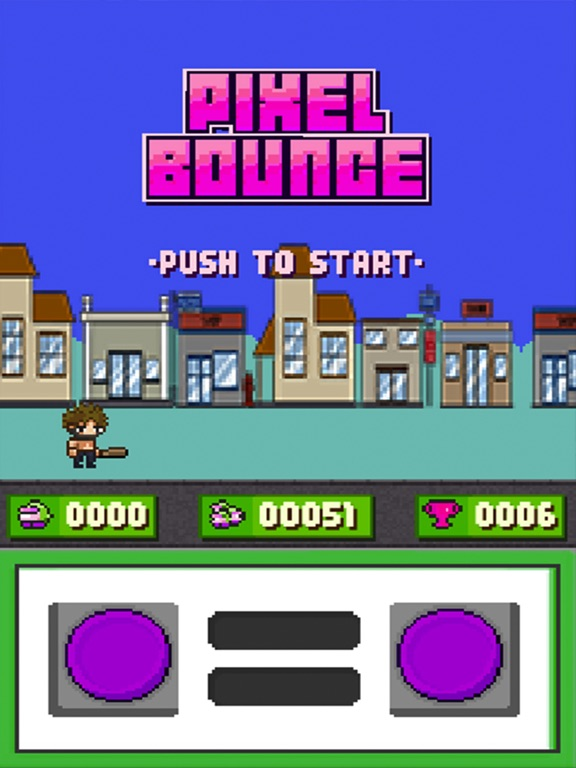 2P NES Pixel Emulator - Bounce | App Price Drops