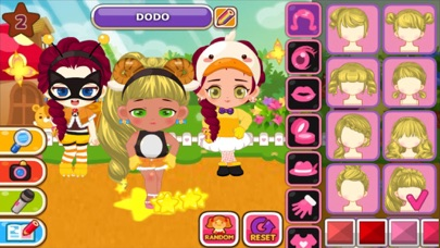Princess Dress Up Party - Classic Games Screenshot