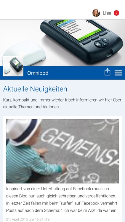 Omnipod by Tobit Software