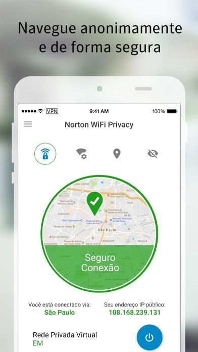 Baixar Norton WiFi Privacy VPN para Android