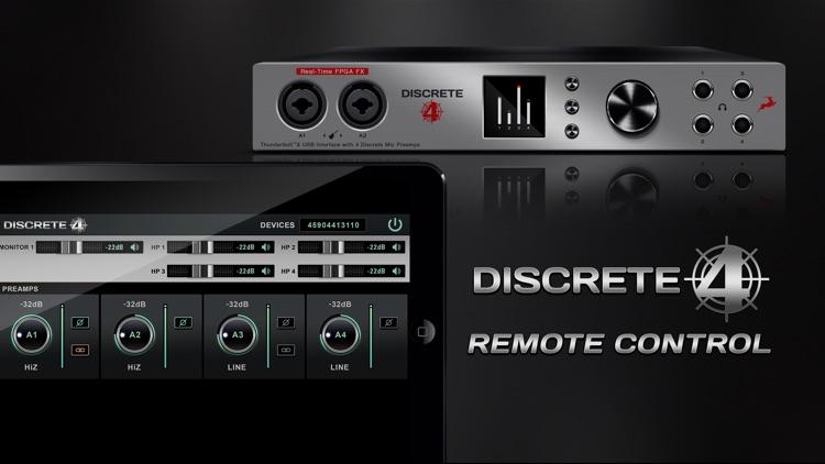 Discrete 4 Remote