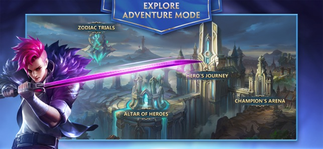 Heroes Evolved on the App Store