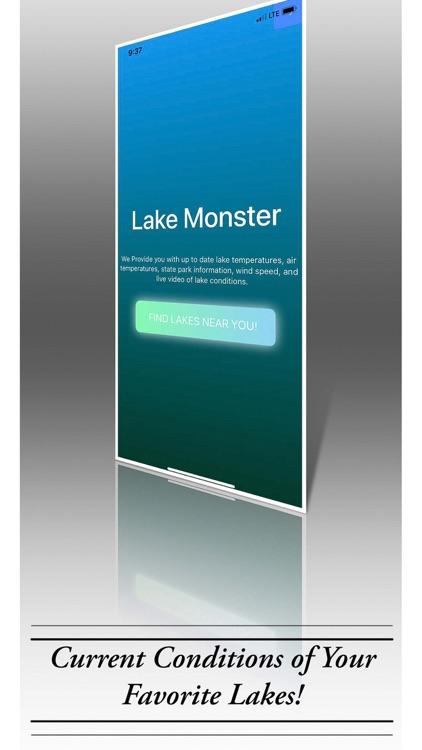 Lake Monster - Lake Weather screenshot-7