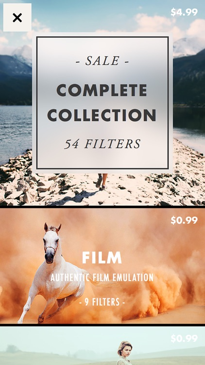 Chromic: Video Filters, Editor
