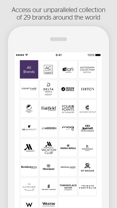 download SPG: Starwood Hotels & Resorts