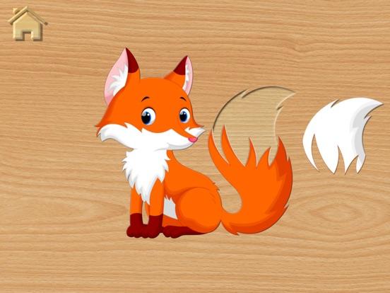 Веселые Животные, полная игра для iPad