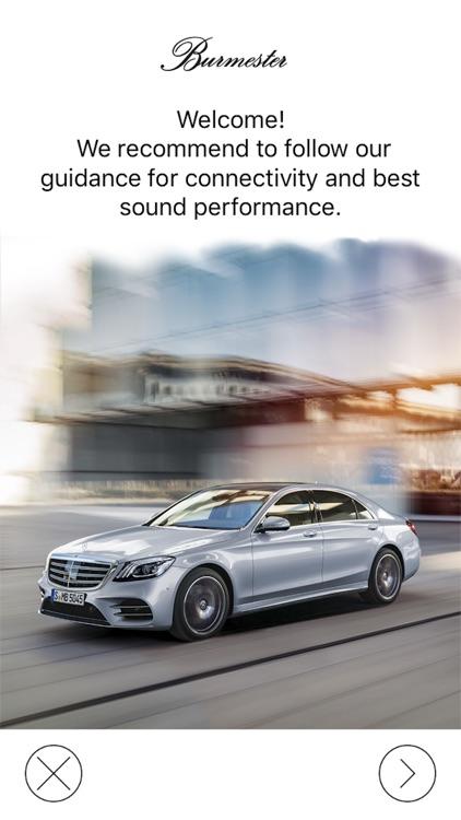 Burmester Soundcheck Daimler