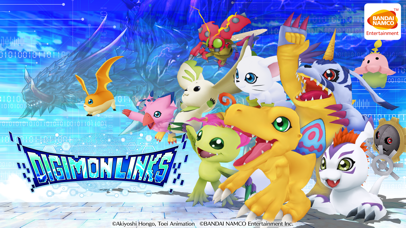 DigimonLinks by BANDAI NAMCO Entertainment Inc  (iOS, United