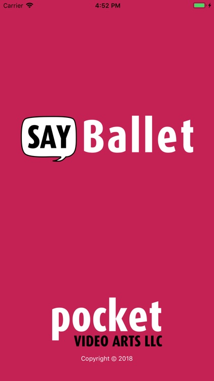 SayBallet screenshot-0