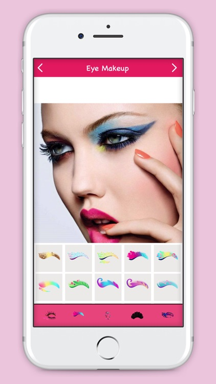 Eye Makeup Photo Editor screenshot-3