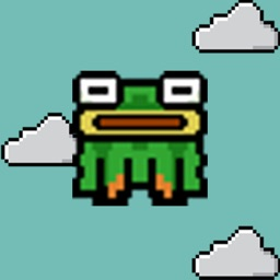 Falling Frog by pointgames