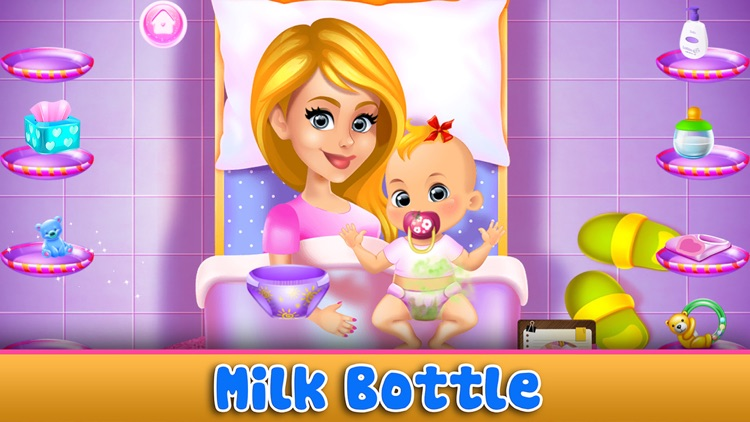 Baby Grows Up Party screenshot-9