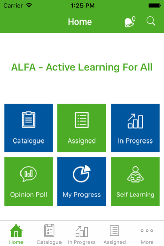 ALFA - Active Learning For All - náhled