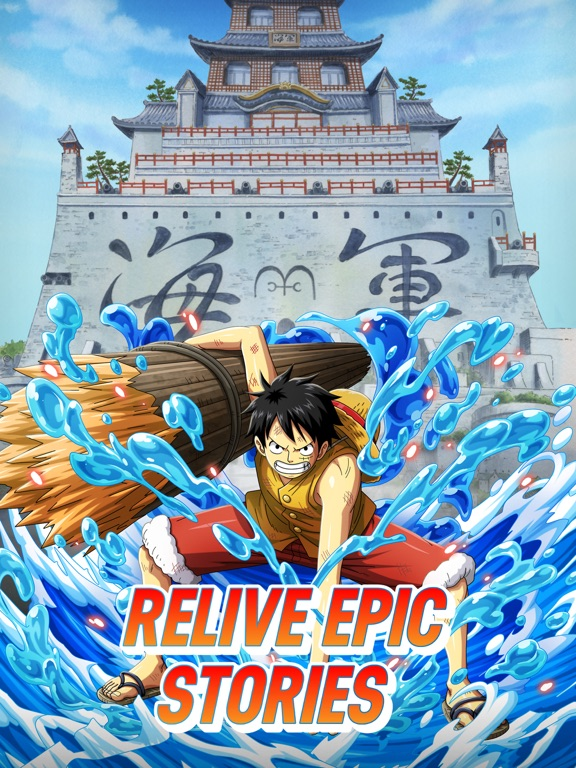 ONE PIECE TREASURE CRUISE Screenshots